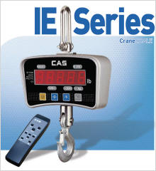 CAS IE Crane Scale Series
